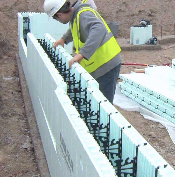 Nudura Icf Insulated Concrete Forms Supplier Icf Southern